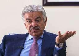 ھیئة مکافحة الفساد الباکستانیة تعتقل وزیر الخارجیة السابق خواجا آصف