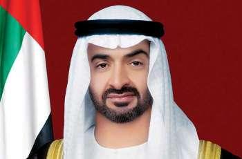 Mohamed bin Zayed calls families of fallen frontline heroes