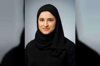 سارة الأميري: في اليوم الوطني نحتفي بالإنجازات ونواصل مسيرة الإعداد للمستقبل