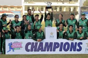 PCB Challengers win National Triangular T20 Women's Cricket Championship
