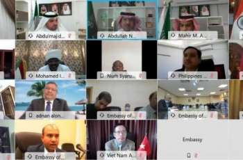 وزارة الموارد البشرية تعقد ورشتي عمل مع سفارات الدول وممثليات المنظمات الدولية في المملكة حول مبادرة تحسين العلاقة التعاقدية