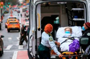 US Ambulance System Says 'Likely to Break' Without Extra COVID-19 Aid - Reports