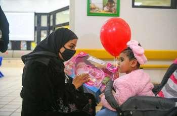 جمعية الأطفال ذوي الإعاقة تحتفل باليوم العالمي للأشخاص ذوي الإعاقة