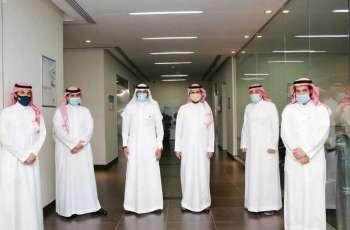 رئيس جامعة جدة يُطلق مركز بيانات الجامعة
