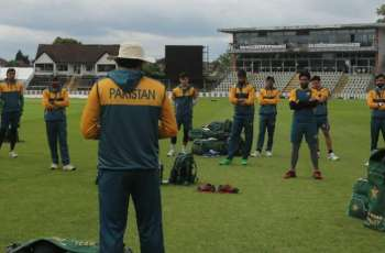 Pakistani squad's two more members test positive for Covid-19