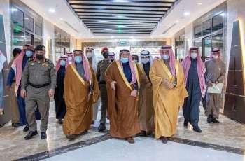 سمو أمير منطقة القصيم يشهد ندوة