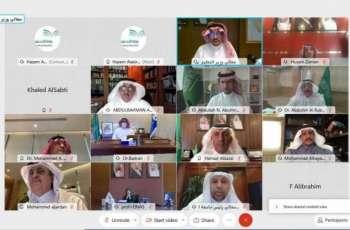 وزير التعليم يرأس الاجتماع الثالث لمجلس شؤون الجامعات ويؤكد على أهمية دراسة
