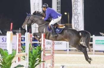 انطلاق بطولة سمو أمير الرياض لفروسية قفز الحواجز