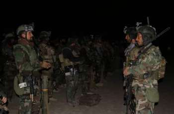 Afghan Forces Clear District in Uruzgan Province of Taliban Militants - Defense Ministry