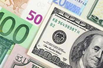 Euro Falls Below 90 Rubles Due to Weakening Against US Dollar