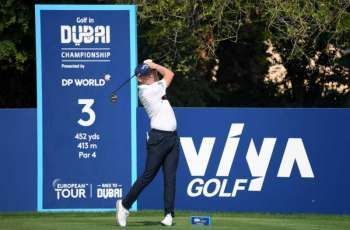 """غدا .. الجولة الأخيرة من بطولة """"الجولف في دبي"""""""