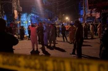 مصرع شخص و اصابة 8 آخرین اثر انفجار فی محطة الحافلات بمدینة راولبندي