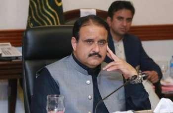 رئیس وزراء حکومة البنجاب یعزي في وفاة رئیس حزب المعارضة في البرلمان الباکستاني السابق شیرباز خان مزاري