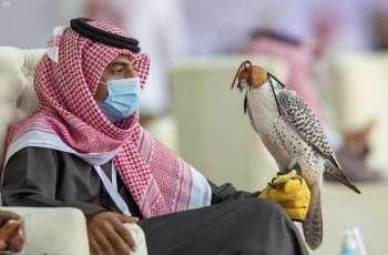 مهرجان الملك عبدالعزيز للصقور يختتم الأشواط التأهيلية لملواح السعوديين