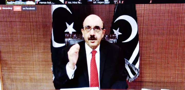 Joe Biden administration is unlikely to mediate on Kashmir, AJK P ..