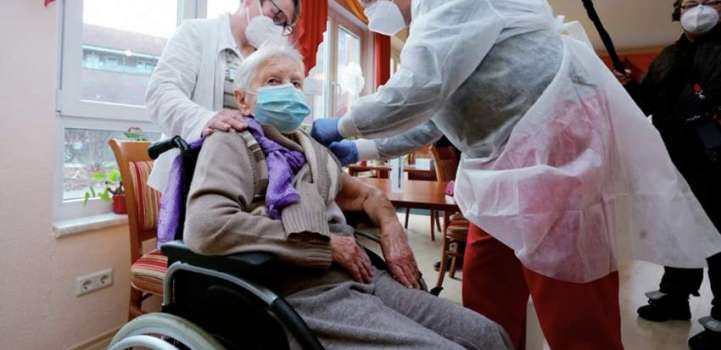 COVID-19 Outbreak Caused by Festivities Kills 23 at Care Home in  ..