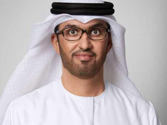 سلطان الجابر : مسيرة الاتحاد وضعت الإمارات في مصاف الدول الأكثر تقدما وتأثيراً على خارطة العالم