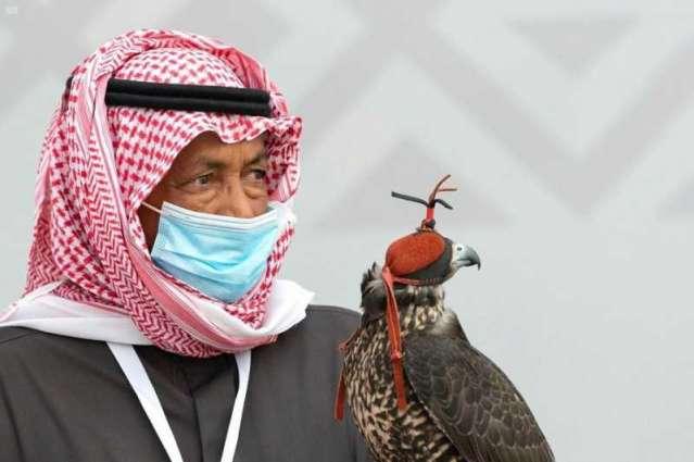 مهرجان الملك عبدالعزيز للصقور .. تأصيل للتراث وتعزيز للهوية الوطنية
