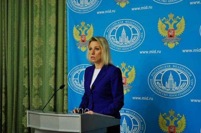 Russia's Zakharova Questions 'New European Standards' in EU Report on Ukraine