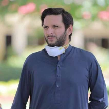 Shahid Afridi leaves LPL due  to a personal