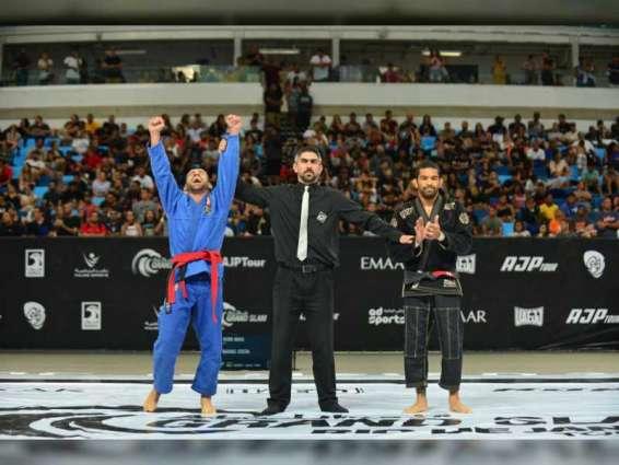 Over 1000 athletes to take to mat at Grand Slam Abu Dhabi Rio de Janeiro 2020 tomorrow