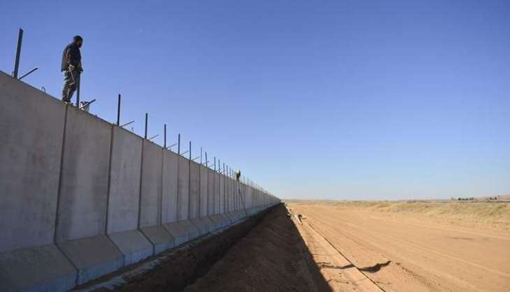 Turkey Finishes Building 50-Mile Wall Along Border With Iran - Reports