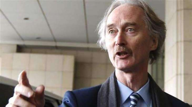 Small Body on Syrian Constitutional Committee to Meet on January 25 - UN Envoy for Syria