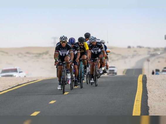 بطولة السلم للدراجات الهوائية تنطلق بسباق الهواة الإماراتيين 7 ديسمبر