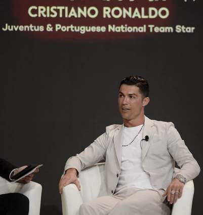 Cristiano Ronaldo confirmed as one of the speakers for Sunday's Dubai International Sports Conference