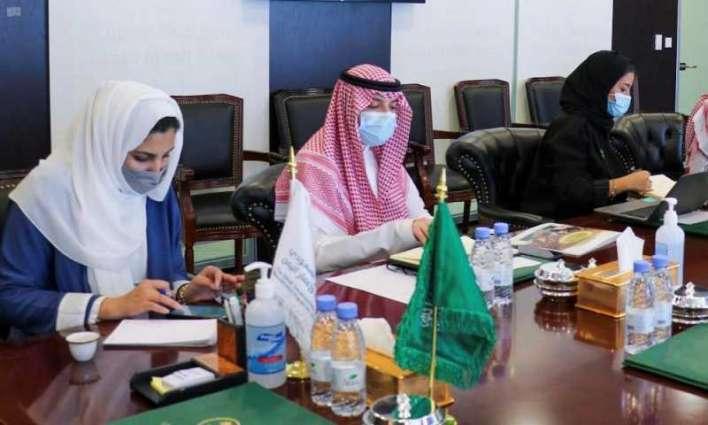 البرنامج السعودي لتنمية وإعمار اليمن يعقد ورشة عمل لتطوير قطاع الرياضة اليمني