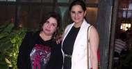 Sania Mirza wishes birthday to Farah Khan