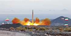 Iran Fired Long-Range Missiles in Drills Hitting Targets Over 1,000 Miles Away - Reports