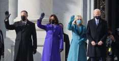 Biden's Inauguration Ceremony Begins at US Capitol