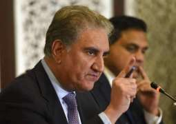 Govt ready for dialogue on national issues in parliament, says Shah Mahmood Qureshi