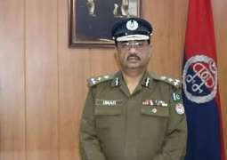 Punjab govt removes Lahore CCPO Umar Sheikh from the post