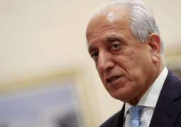 US Special Envoy Khalilzad to Encourage Peace Process in Meetings With Afghan Delegations