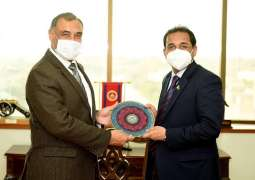 VC Sukkur IBA visits National Science & Technology Park at NUST