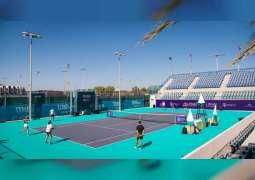 غداً .. انطلاق بطولة أبوظبي المفتوحة لتنس المحترفات بمشاركة 113 لاعبة