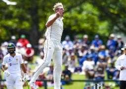 New Zealand win 2nd Test against Pakistan