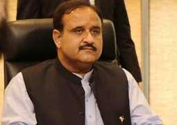 Punjab CM Usman Buzdar tests positive for COVID-19 again