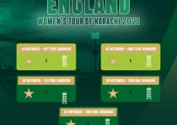 England women to make first-ever tour of Pakistan in October