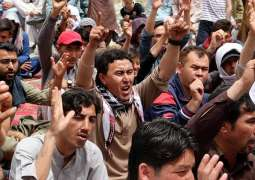 Protests to express solidarity with the people of Hazara community intensify