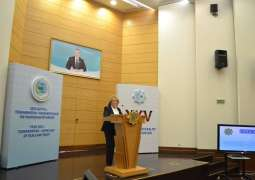 Head of the OSCE Center in Ashgabat held a briefing on the adoption of the Ashgabat Final Document