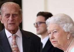 Queen Elizabeth, Prince Philip Receive COVID-19 Vaccinations - Buckingham Palace