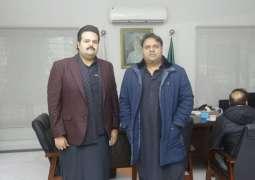 Bahawalnagar, Haroonabad lack development in science and technology, Salman Zafar tells Fawad Chaudhary