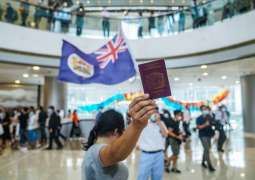 Hong Kong Chief Says UK's Expanded Visa Offer Breaches London-Beijing Consensus