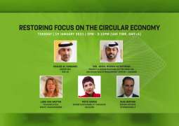 Restoring focus on circular economy in aftermath of global developments