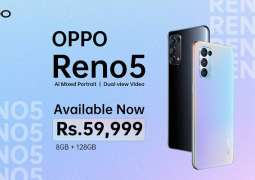 January 2021's Biggest Launch, OPPO Reno5 is Now Available in the Market for all the Photography Enthusiasts out there