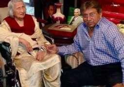 وفاة والدة الرئیس الباکستاني السابق برویز مشرف في الامارات العربیة المتحدة