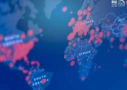 """إصابات """"كورونا"""" في العالم أكثر من 93.80 مليون والوفيات مليونان و9991"""